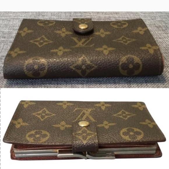 51c15a631d Louis Vuitton Handbags - 🦋Louis Vuitton🦋 Monogram French Kisslock Wallet